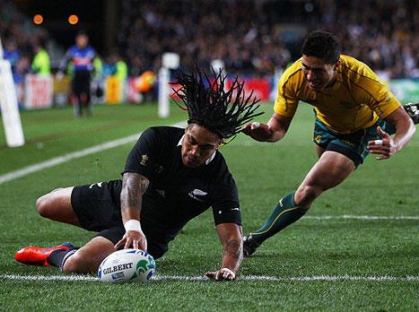 ניו זילנד עלתה לגמר גביע העולם ברוגבי