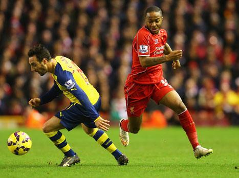דקה 50 באנפילד: ליברפול נגד ארסנל 1:1