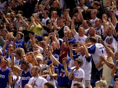 מדינת כדורסל: המהפך של נבחרת אסטוניה