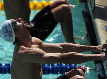 ראשון: תחרויות השחייה בשנחאי יוצאות לדרך