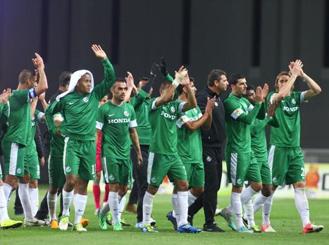 גם אם זה לא ייגמר באליפות, הם מרגישים שהם כבר ניצחו. שחקני מכבי חיפה