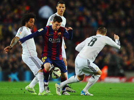 היום שישנה את הכדורגל הספרדי? (GETTYIMAGES)