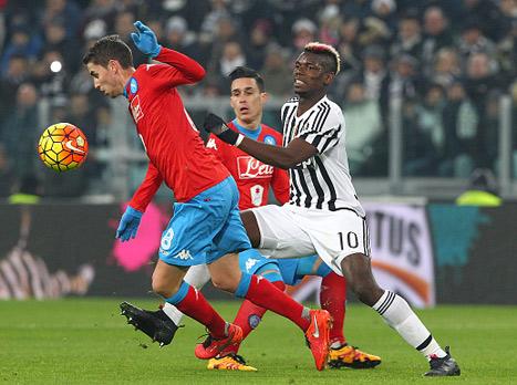 משחק העונה, דקה 70: יובנטוס - נאפולי 0:0