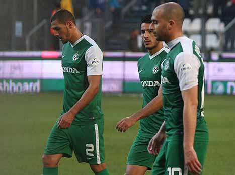 0 נקודות, 0 שערים: חיפה הובסה 3:0 בק