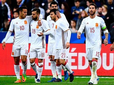 המוניטור הכריע: ספרד גברה 0:2 על צרפת