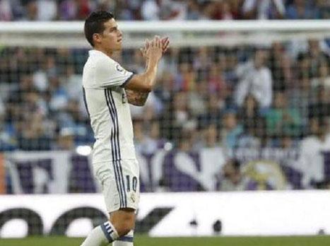 משחקו האחרון של הקולומביאני בברנבאו? (חשבון הטוויטר של הליגה הספרדית)
