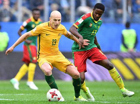 בדרך להדחה: 1:1 בין אוסטרליה לקמרון