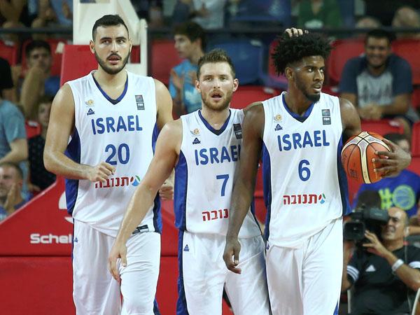 עדיין מושלמת: 69:78 לישראל על בריטניה