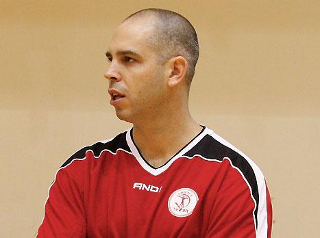 טרגדיה בכדורסל: אורי שלף נפטר בגיל 43