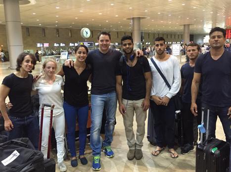 לריו דרך מרוקו: נבחרת הג'ודו יצאה למסטרס