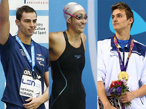 היעד: מדליה ישראלית בבריכת השחייה בטוקיו
