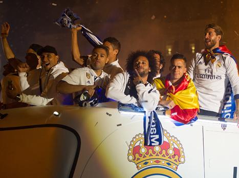 אליפות מספר 33 לריאל מדריד (Getty)