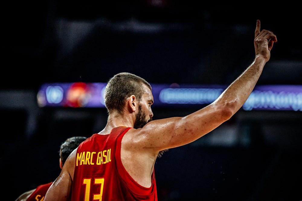 18 נקודות ברבע השלישי. מארק גאסול (FIBA)