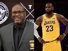 """שאק: """"שחקני ה-NBA של היום הם עצלנים"""""""
