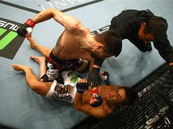 UFC 137: קונדיט יתמודד מול סנט פייר