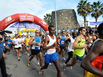 30 רצי עילית ישתתפו במרתון טבריה