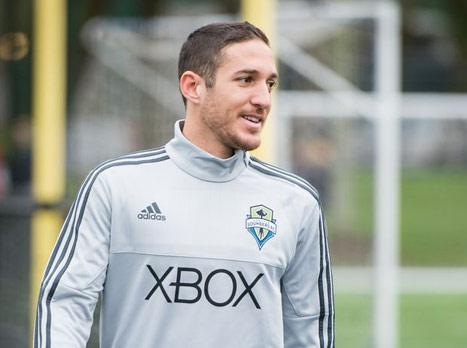 אלרואי כהן החל להיבחן בסיאטל מליגת ה-MLS