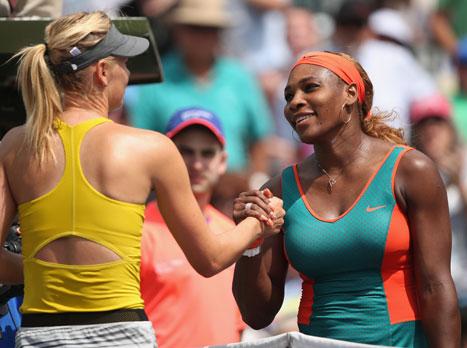 מיד, הגמר באוסטרליה: סרינה מול שראפובה