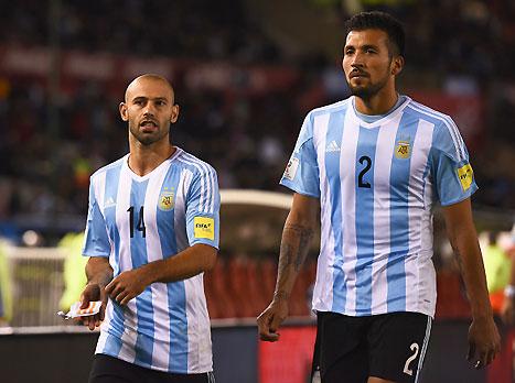 מוק' המונדיאל: ארגנטינה וברזיל הובכו