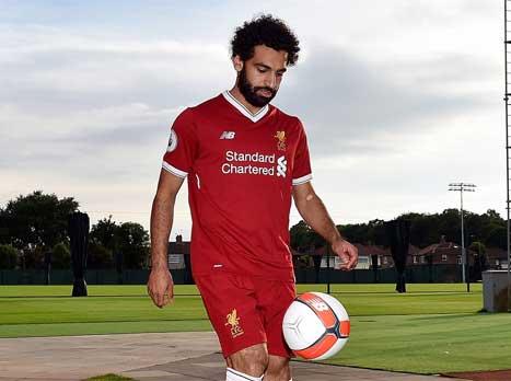 סלאח חתם בליברפול: רוצה לזכות בתארים
