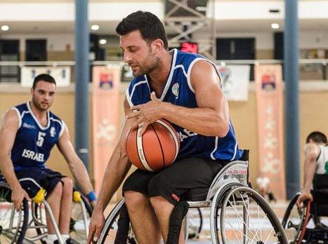 הנבחרת בכדורסל בכיסאות גלגלים ברבע הגמר