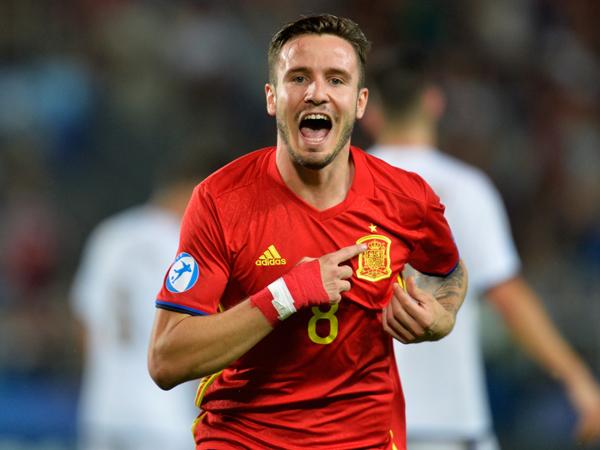 סאול המלך: ספרד עלתה לגמר היורו עד 21