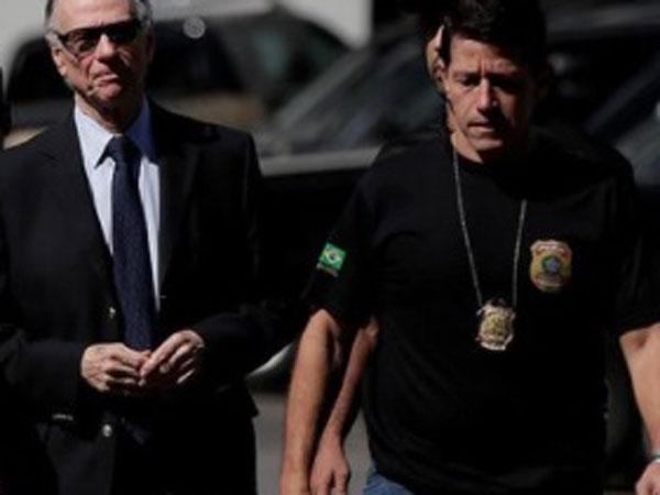 """יו""""ר הוועד האולימפי בברזיל חשוד בשחיתות"""