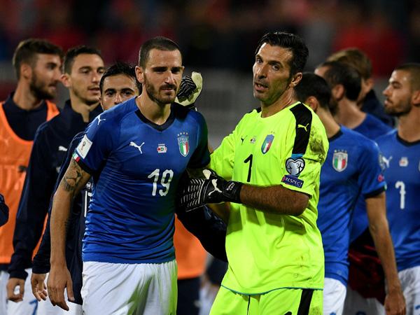 מפגש ענק על הכרטיס: איטליה מול שבדיה