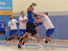 הכנה: נבחרת ישראל ניצחה 31:35 את חולון