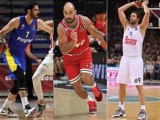 פרידה מאגדות: גל הפרישות בכדורסל האירופי