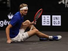 ה-ATP תפתח בחקירה כנגד אלכסנדר זברב