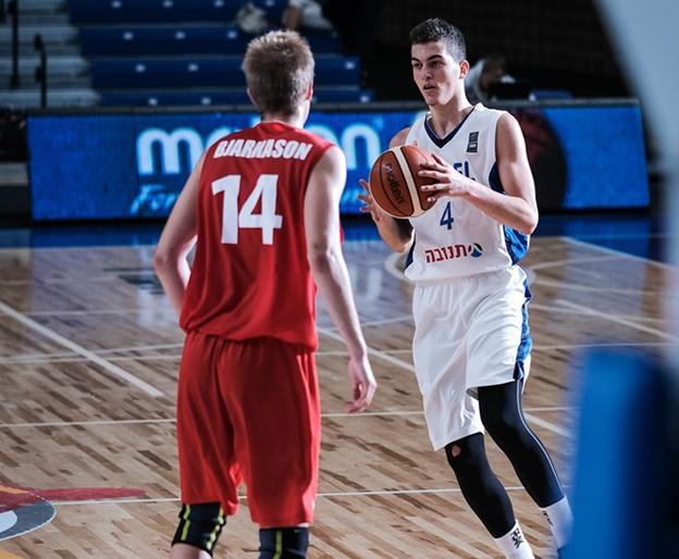 צפו: נבחרת הנוער בחצי גמר אליפות אירופה