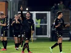 ונציה גברה 0:1 על פיורנטינה, פרץ לא שותף