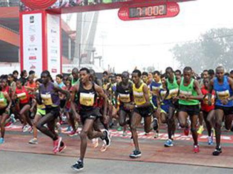 1,500 רצים ישתתפו במרתון טבריה? (GETTYIMAGES)
