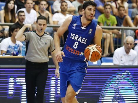 היורובאסקט מתחיל. 18:30: ישראל נגד רוסיה