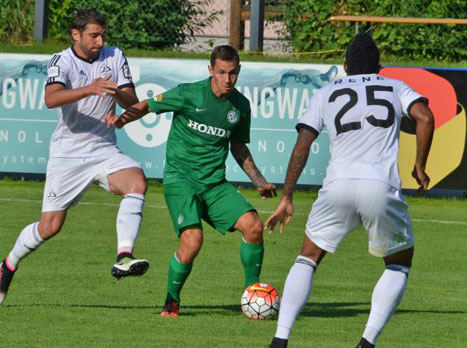 יש על מה לעבוד: חיפה הפסידה 2:0 לטביליסי