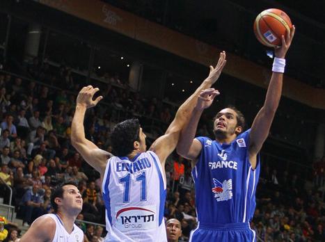 נבחרת ישראל הפסידה לצרפת 85:68 ביורובסקט