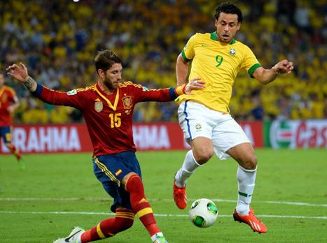 שוב הברזילאים יחגגו על הספרדים?