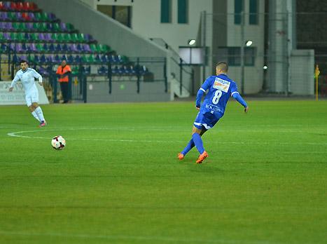 גביע המדינה, דקה 30: עפולה נגד מעלות 0:1