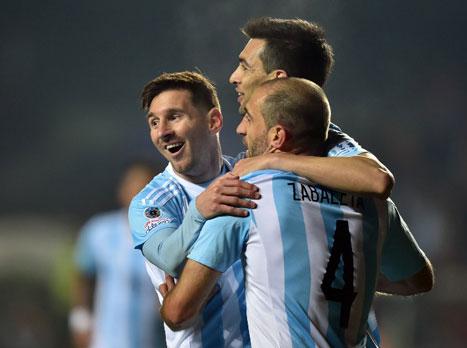צפו: ארגנטינה בגמר, 1:6 ענק על פראגוואי