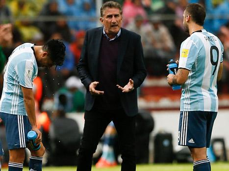 """באוסה: """"ארגנטינה בחיים. מצפה לנו מלחמה"""""""