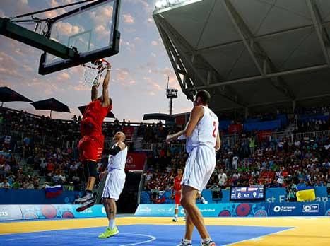 חידוש בטוקיו 2020: כדורסל 3 על 3