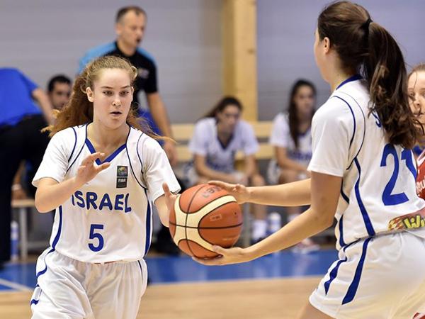 נבחרת הנערות מחצה 38:76 את נורבגיה