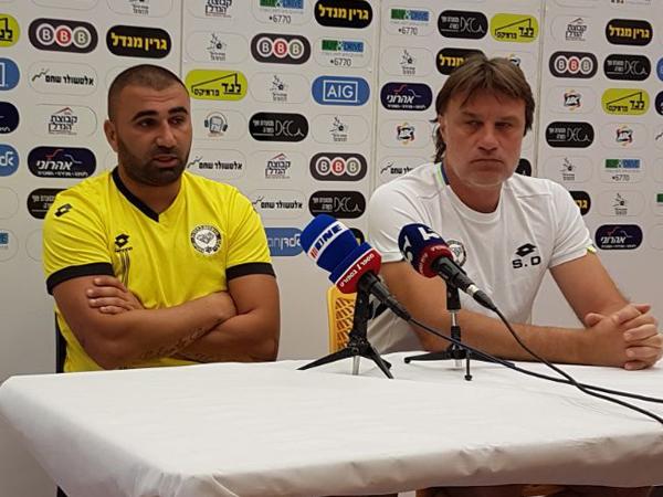 ערן לוי: אין הבדל בין הלאומית לליגת העל