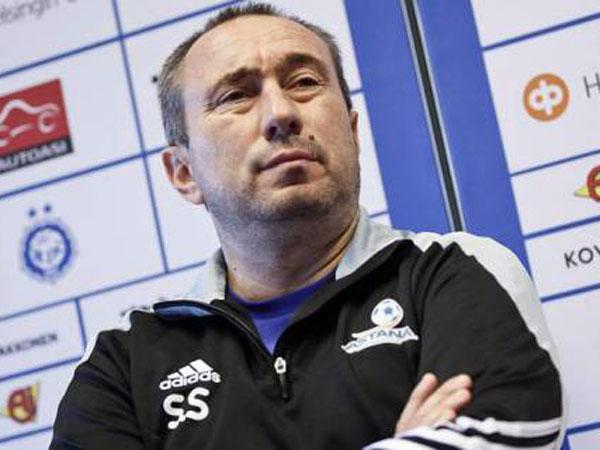 מאמן אסטנה: מאז שקרויף הגיע, מכבי השתפרה