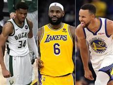 מרוויחים בענק: דירוג עשרת משתכרי ה-NBA