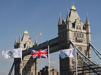 הוועד המארגן ללונדון גייס 1.1 מיליארד ד'