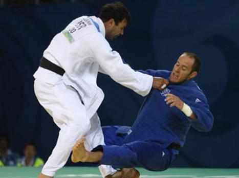 אריק זאבי הפסיד בסיבוב השני בטוקיו