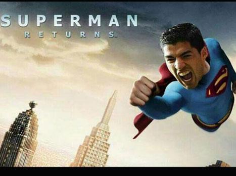 סופרמן חזר