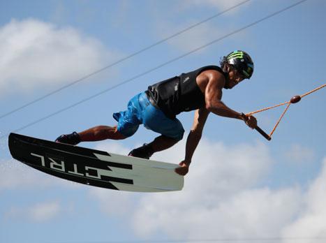 צפו בשידור החי מאליפות ישראל בסקי מים